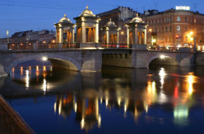 Тур в Санкт-Петербург 5 дней